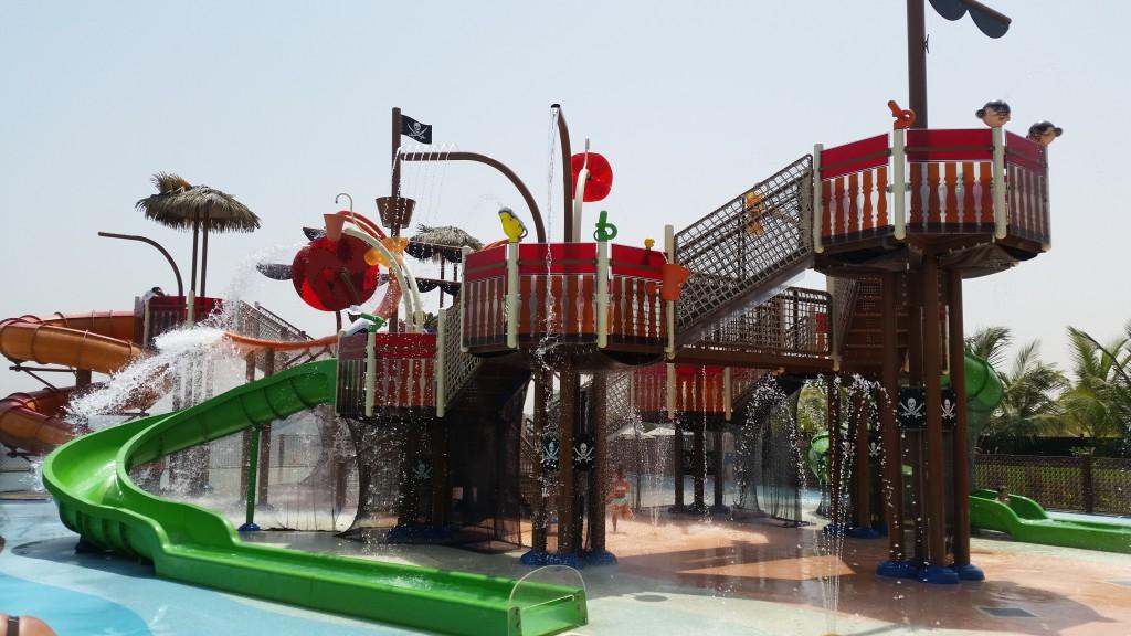 Aquapark DoubleTree Hotel by Hilton Resort & Spa Marjan Island , DoubleTree Hotel by Hilton Resort & Spa Marjan Island