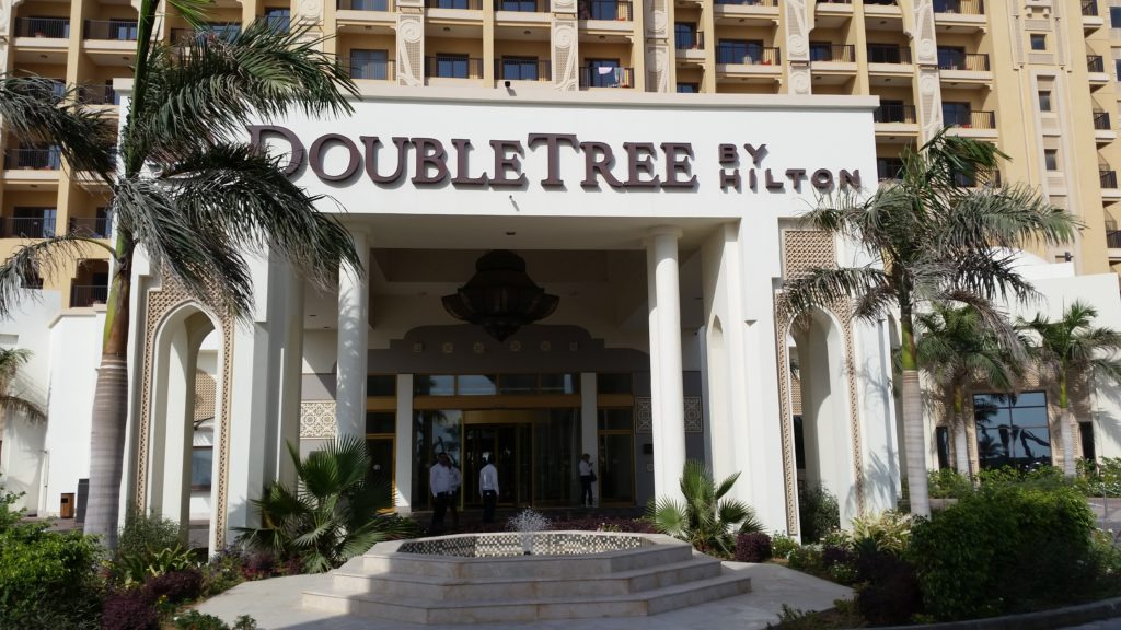 I ♥ DoubleTree Hotel by Hilton Resort & Spa Marjan Island