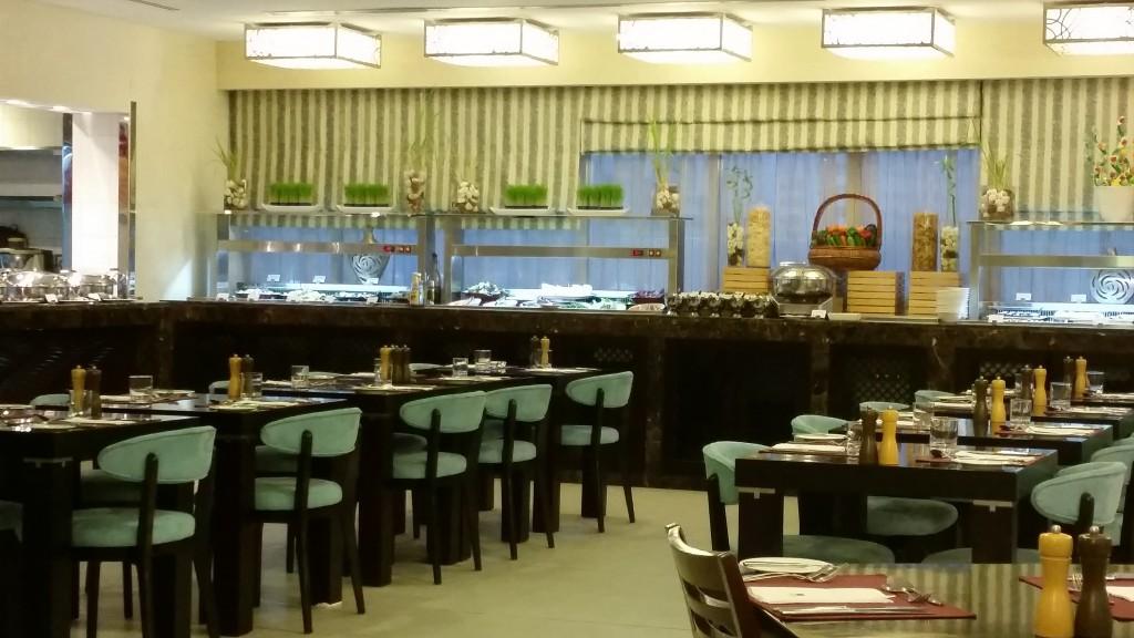 Speisesaal, Dubai Urlaub