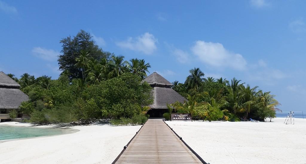 Hotel Adaaran Club Rannalhi – Ein Traum auf den Malediven