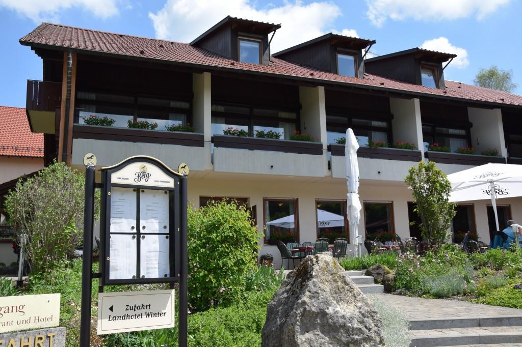 Landhotel Winter, Haupt- und Landgestüt Marbach