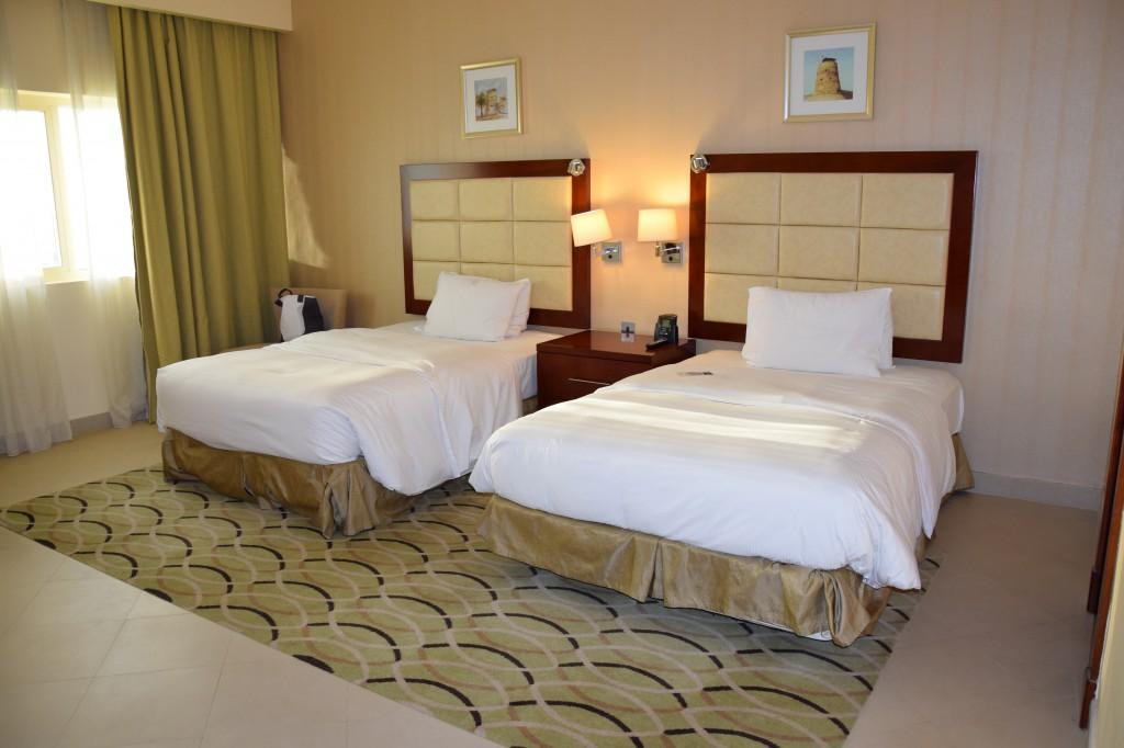 Zimmer DoubleTree Hotel by Hilton Ras Al Khaimah, Dubai Urlaub