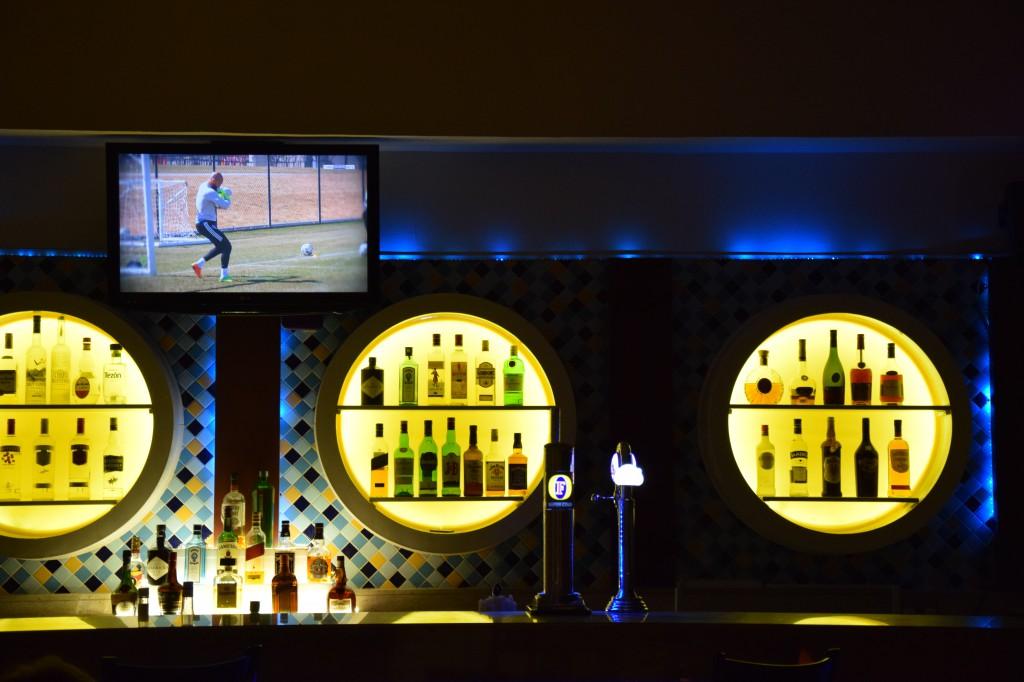 Bar DoubleTree Hotel by Hilton Ras Al Khaimah