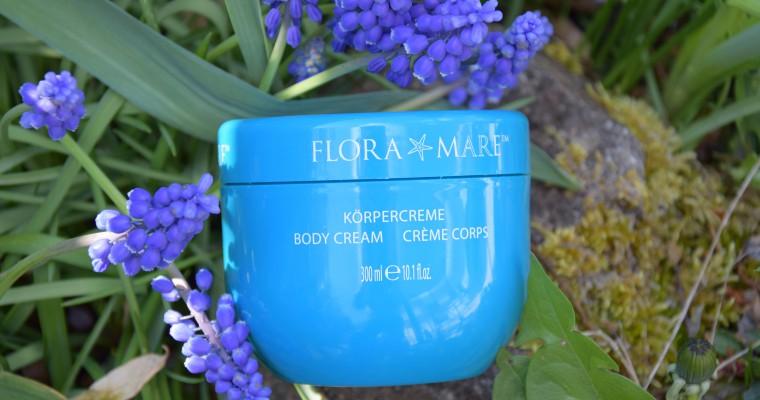 I ♥ Flora Mare Körpercreme – Für ein seidig zartes Hautgefühl