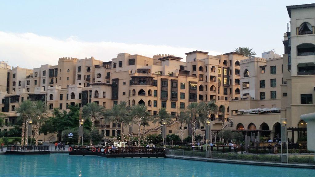Dubai Fountain Areal, Sehenswürdigkeiten Dubai