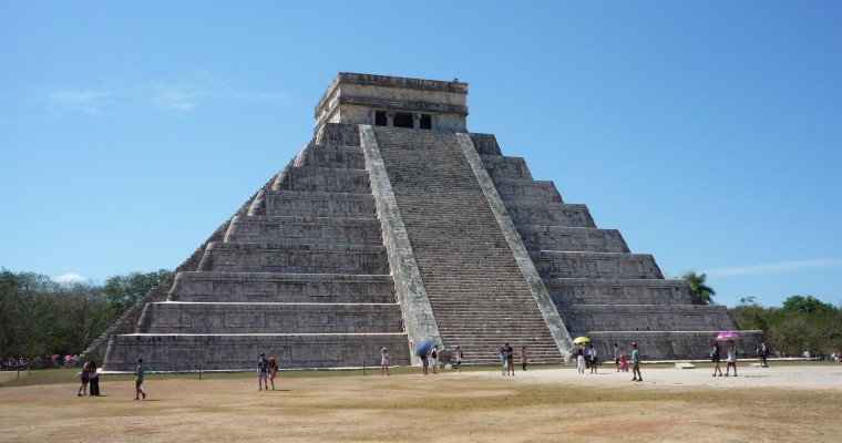 AIDA Karibik – Cozumel – Ausflug nach Chichén Itzá