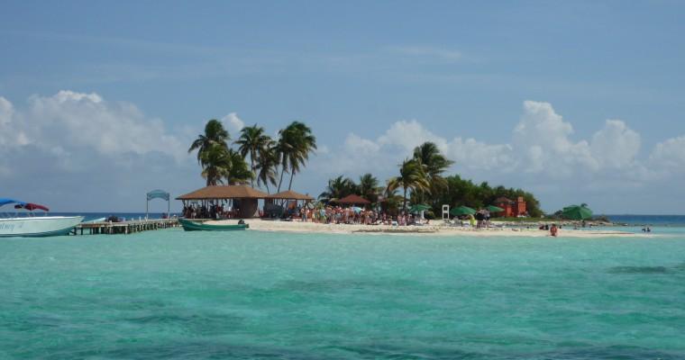 AIDA Karibik – Belize – Ausflug nach Goffs Caye zum Schnorcheln