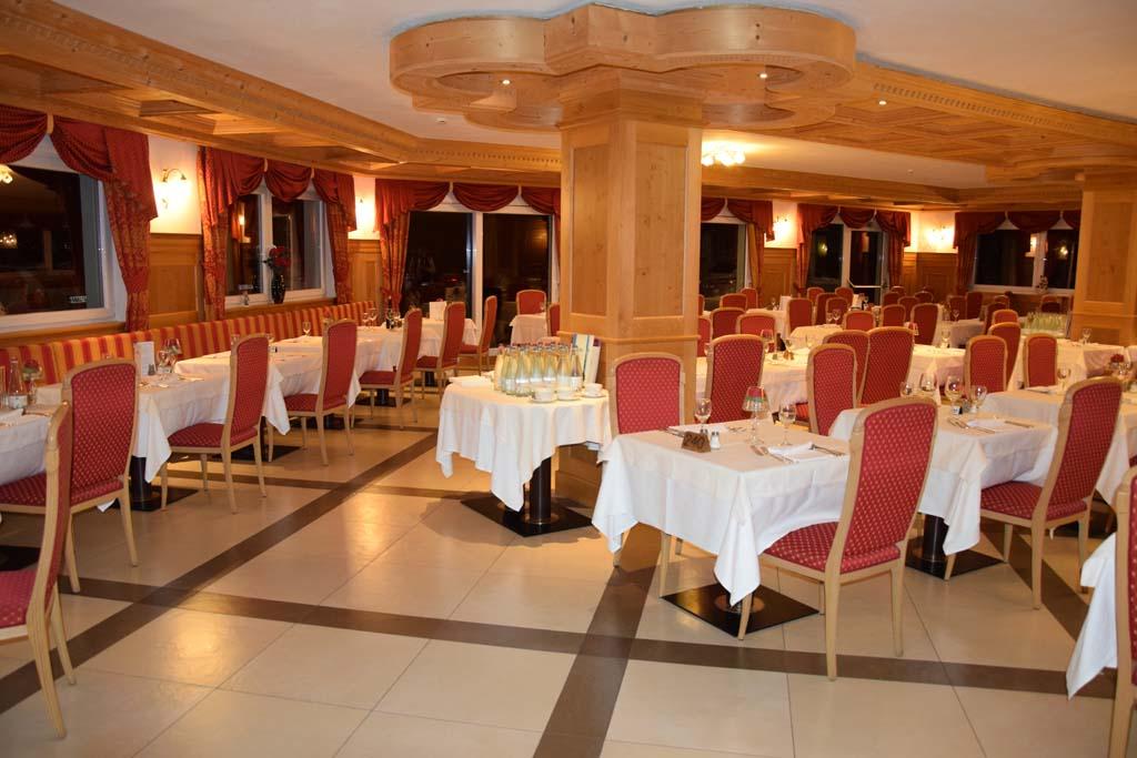 Parc Hotel Miramonti Speisesaal