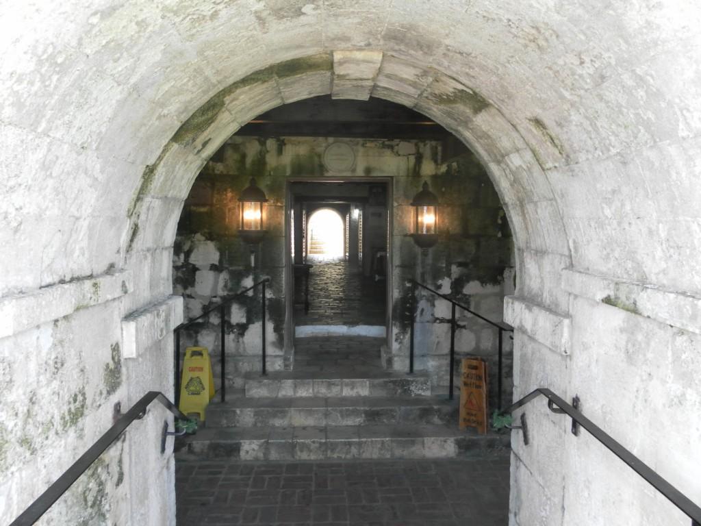 Keller von Rose Hall, AIDA Karibik - Montego Bay - Ausflug