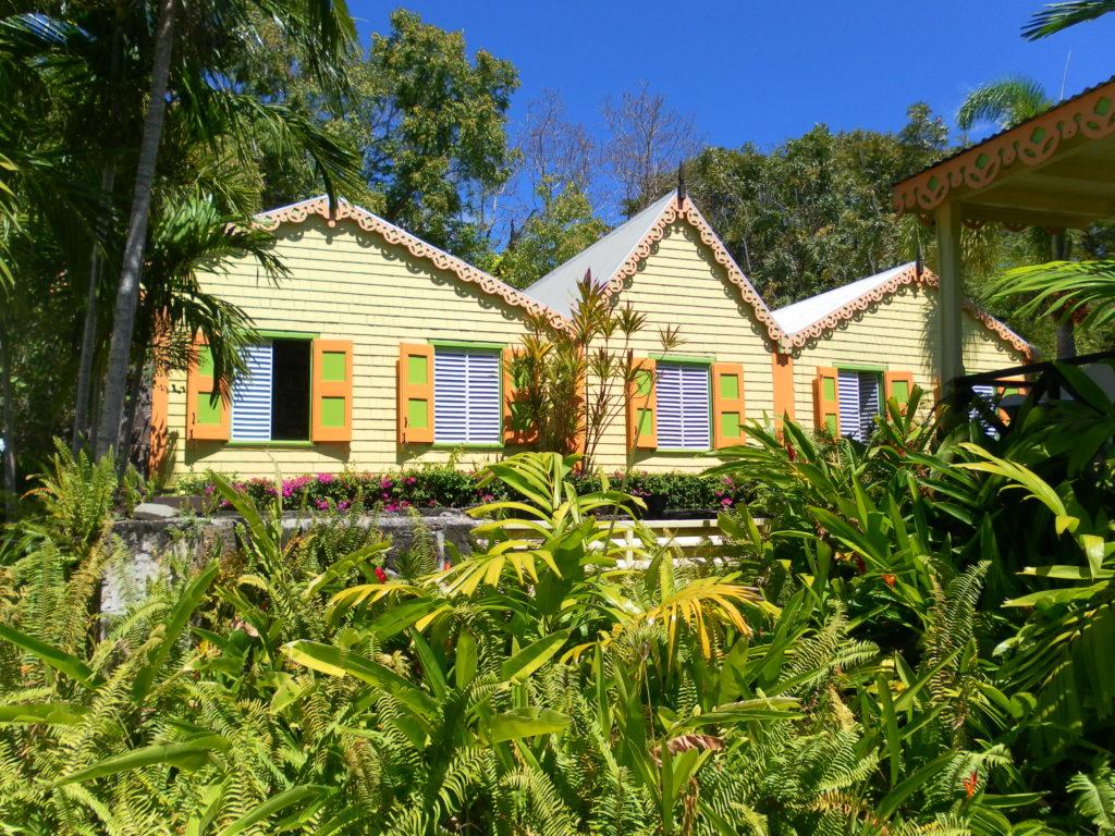 AIDA Karibik – Basseterre – Ausflug Romney Manor und Frigate Bay